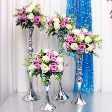 wedding table decorations candle holders flower ball holder display wedding table centerpieces decoration