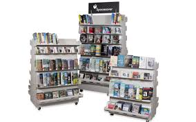 cantilever library shelving spacesaver corporation