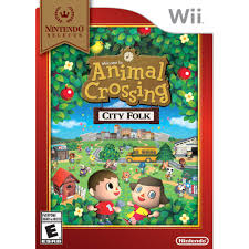 Halloween Animal Crossing by Animal Crossing City Folk Nintendo Selects Wii Walmart Com