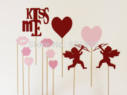 Photo Booth Prop Aliexpress Com Buy Cheap Photo Booth Props Valentines Day