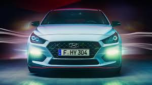 wallpaper hyundai i30 n 2018 4k automotive cars 8343