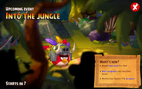 into the jungle angry birds wiki fandom powered by wikia