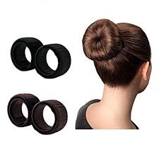 bun clip youfa bun maker hairstyle clip beauty crown for woman