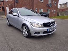 mercedes benz c class 1 8 c200 kompressor se 4dr full mercedes