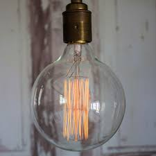 e27 filament light bulbs vintage retro antique industrial style