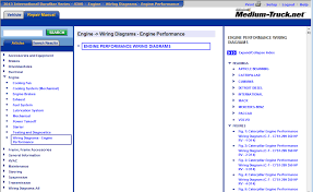 find truck wiring diagrams quickly mitchell 1 shopconnection