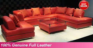 Red Corner Sofa by Corner Group Sofas Leather Sofas Fabric Sofas Corner Sofas