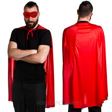 Halloween Movie T Shirt by Red Superhero Cape And Mask Halloween Comic Book Film Fancy