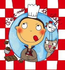 cuisine garcon keladeco com tableau c est moi le chef en cuisine idée deco