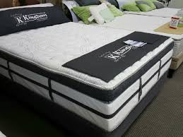 kingdom queen mattress set