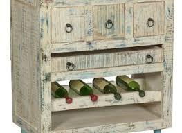 washed reclaimed wood wine rack bar cabinet care partnerships
