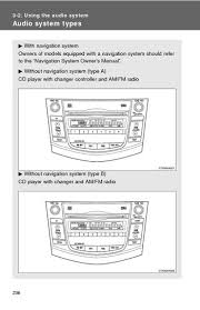 2010 toyota rav4 owners manual pdf 2010 toyota rav4 operating the audio system pdf manual 30 pages