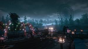 horror the park creeps onto consoles in 2016