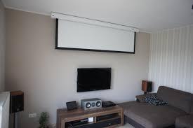 Heimkino Wohnzimmer Beleuchtung Beamer Statt Tv Beste Inspiration Für Ihr Interior Design Und Möbel
