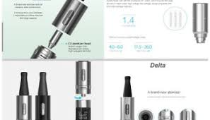 Joyetech Delta 23 Atomizer 6ml joyetech evic supreme kit vapoblog