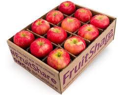 organic fruit basket delivery honeycrisp apples 12 ct organic fruit delivery fruitshare