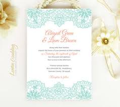 coral wedding invitations green wedding invitations lemonwedding