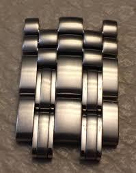 omega link bracelet images Fs omega seamaster speedmaster bracelet parts omega forums jpg