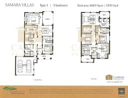 arabian ranches floor plans arabian ranches samara floor plans