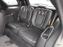 Ford Explorer 2014 - charcoal black interior 2014 ford explorer limited 4wd photo