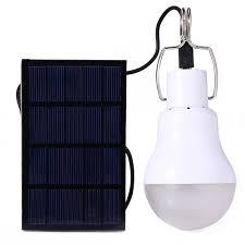 s 1200 130lm portable cing led light solar energy bulb l