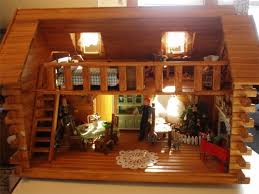 Best 25 Doll House Plans by Best 25 Cabin Dollhouse Ideas On Pinterest Homemade Dollhouse