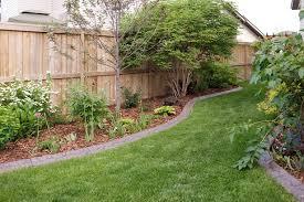 ideas for edging flower beds