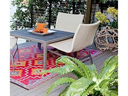 Outdoor Rug Uk Lhasa Orange Outdoor Rug Uniquely Eclectic Interiors Uk
