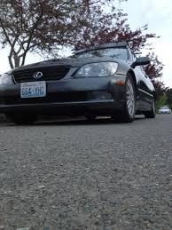 2002 lexus is300 wagon finally lowered my sportcross lexus is forum