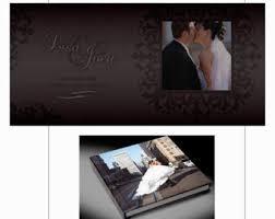 Flush Mount Wedding Albums Custom Wedding Album Etsy
