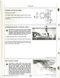 used john deere 1418 rotary cutter operators manual