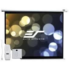 elite home theater screens projector screens projectors u0026 screens the home depot