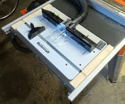 Shopmaster Table Saw 15 Genius Table Saw Mods