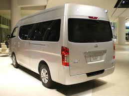 nissan caravan high roof nissan nv350 caravan 2012 2013 2014 2015 2016 минивэн 3 ряда