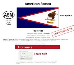 American Samoan Flag Metric Pioneer Facebook Groups