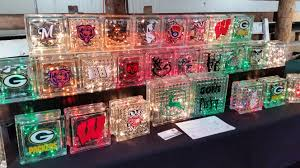 glass block decor flea market wi u2014 dodge county fairgrounds