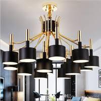Black Chandelier Lamps Cheap Modern Black Chandelier For Bedroom Free Shipping Modern