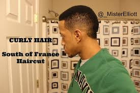 caring for south of france haircut how to get curly hair south of france haircut usher cut youtube