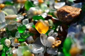 Beach Of Glass