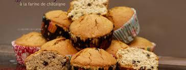 la cuisine de corinne muffins aux myrtilles à la farine de châtaigne la cuisine de corinne