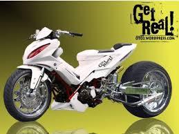 Modifikasi mobil dan motor beberapa acuan modifikasi motor yamaha jupiter mx 135 oto trendz yamaha mx 135+modifikasi+low rider1