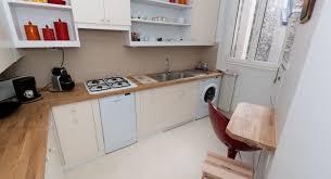 cuisine appartement rénovation d une cuisine en angle dans un appartement près de
