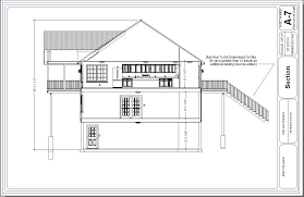 first line drafting house plans
