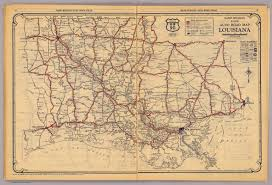 Map Louisiana by Louisiana David Rumsey Historical Map Collection