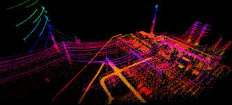 utility mapping services lidar power lines vegetation