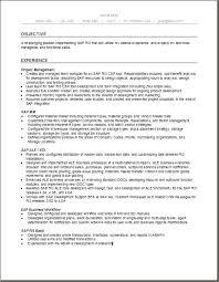 Sap Basis Resume Sample by Mesmerizing Sap Mdm Resume Samples 57 On Cover Letter For Resume