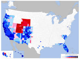 2012 Presidential Election Map by Demographics Of The United States 2012 Presidential Election By