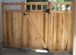 wood fence door design jumply co