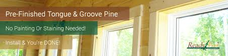 Pine Interior Walls Pre Finished Tongue U0026 Groove Pine Ready Pine