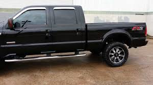 2007 F250 Lifted 2007 Ford F 350 Lariat Outlaw For Sale Youtube